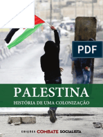 Aa. Vv, Palestina - História de Uma Colonização