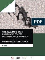 Brief | The Alvarado Case