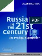 Rosefielde Russia in the 21st Century