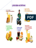 1. lonchera nutritiva
