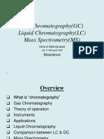 Gas Chromatography1 Ume