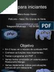 PHP Para Iniciantes Mario Araujo Xavier