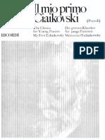 Il Mio Primo Tchaikovsky