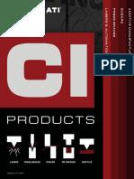 Cincinnati Products Catalog