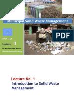 1&2 Solid Waste Mangement