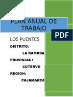 Los Puentes PlanAnualDeTrabajo2017