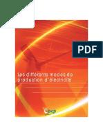 Prod Electricite