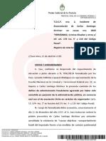 Vialidad-rechazan-excarcelación-CarlosKirchner