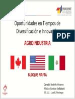Agro Norteamerica Confiteria
