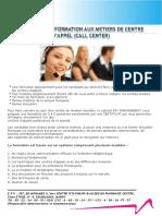 Centre Appel