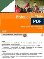 Clase 1 Introducción a La Historia de Chile
