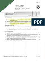 Melinda Power Evaluation 2017