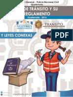 Ley y Reglamento de Transito - Leyes Conexas