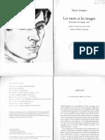 Les Mots Et Les Images (Schapiro)