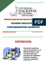 Contaminates Quimicos