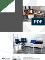 Bismet Muebles de Oficina Catalogo