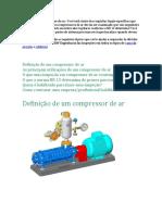 Inspeção Em Compressor de Ar