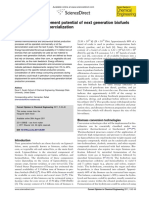 Petroleum displacement potential of next generation biofuels approaching commercialization.pdf