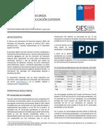 Informe Infraestructura en Educacion Superior_sies_2017