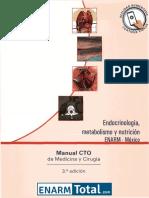 Endocrinología, Metabolismo y Nutrición CTO 3.0