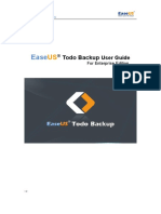 Todo Backup V10.5 Enterprise Manual