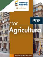 Estructura del Estado Colombiano - Sector Agricultura