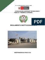 (1)Reglamento Institucional RD055 2016