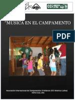Música en el Campamento