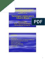 tecnologias limpia para la mineria (procesos industriales).pdf