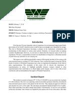incident report - mehmet soner calis - 800357651