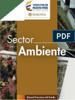 Estructura del Estado Colombiano - Sector Ambiente