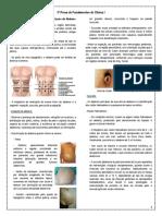 Resumo de Gastroenterologia