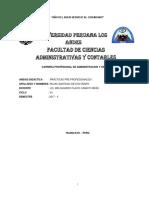 informe final cONTABILIDA COSTOS