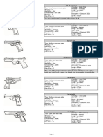 Cyberpunk 2020 - Handguns