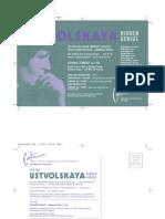 ustvolskaya