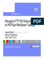 DocMH.com-Debugging HTTP 500 Response Code in an IHS_Plugin_WebSphere Topology