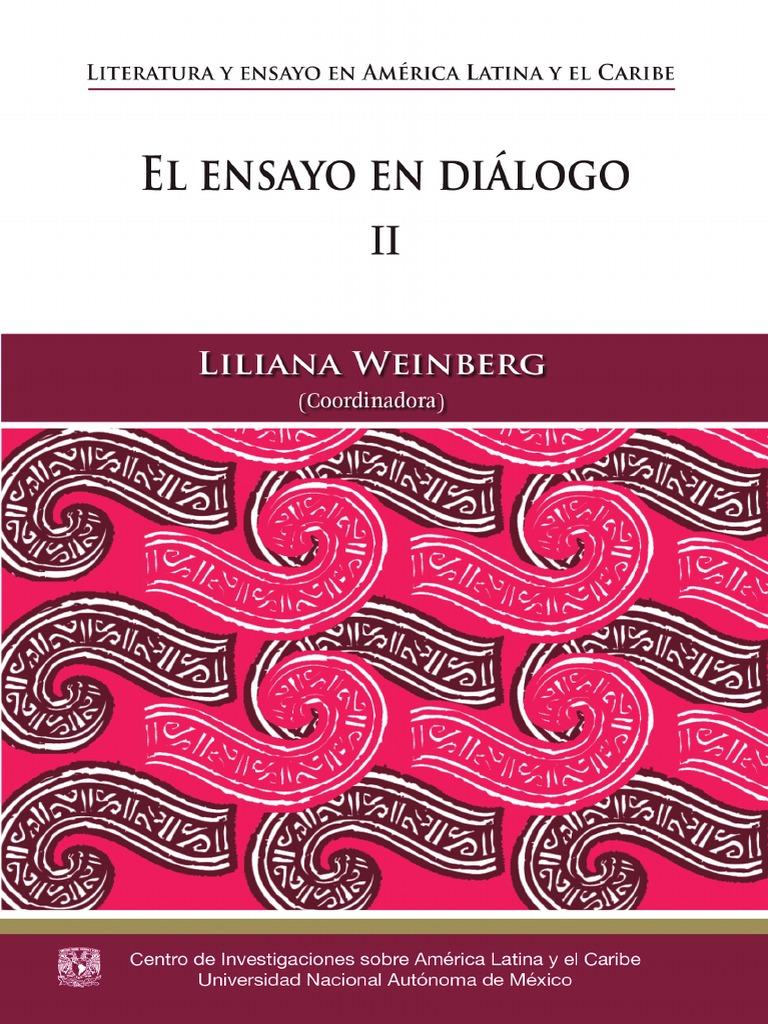 Ensayo en diálogo II