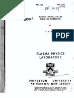 White MHD Plasma reconnection
