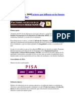 Instituto Nacional de Evaluacion Educativa