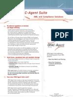 OFAC Agent Suite Brochure