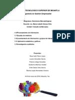Decisiones Mercadológicas 1.10-1.14 FINAL