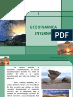 Geodinamica Interna