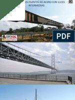4. Puentes en Acero Luis Bernardo Fargier