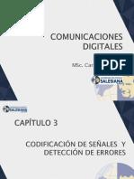 Comunicaciones - Cap III