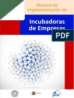 Manual de Implementación de Incubadoras de Empresas