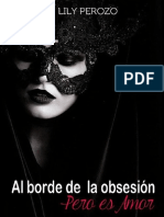 Al Borde de La Obsesion, Pero Es Amor - Lily Perozo