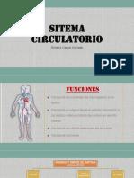 SITEMA CIRCULATORIO - BIOLOGIA