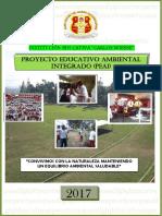 Proyecto Educativo Ambiental Integrado - 2017