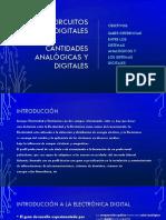 1.1 Sistemas Analogicos y Digitales