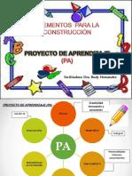 PA Proyecto de Aprendizaje